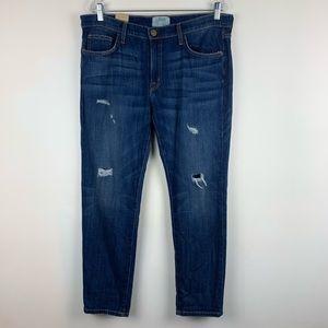 Current Elliott The Fling Slim Boyfriend Jeans